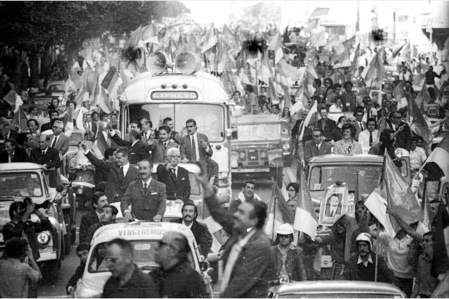 Resultado de imagen para FRENTE AMPLIO 1970
