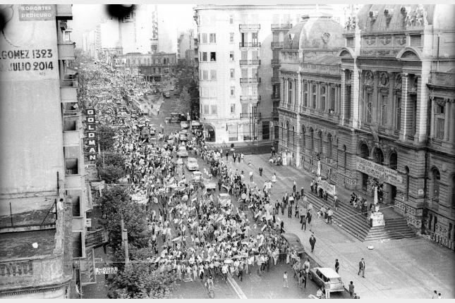 Resultado de imagen para fotos Av. 18 de Julio y Eduardo Acevedo 1968