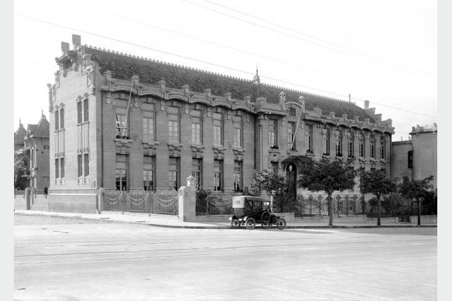 Un siglo construyendo ciudad 100 a os de la sociedad de arquitectos del uruguay espacios para - Sociedad de arquitectos ...