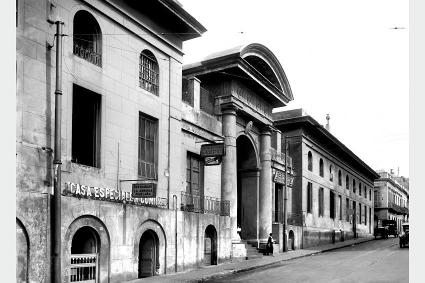 Centro De Fotograf A De Montevideo